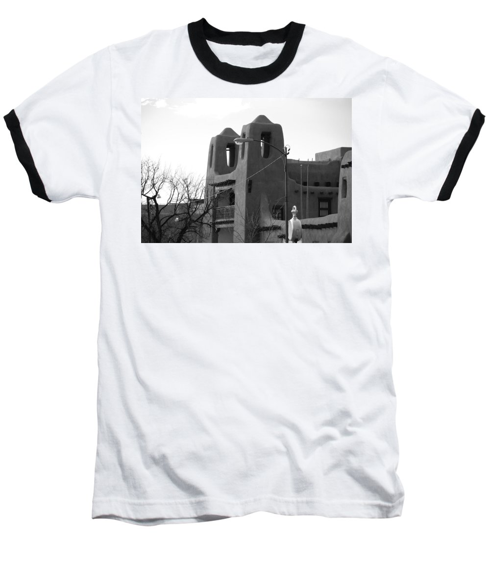 Architecture Baseball T-Shirt featuring the photograph Town Hall by Rob Hans