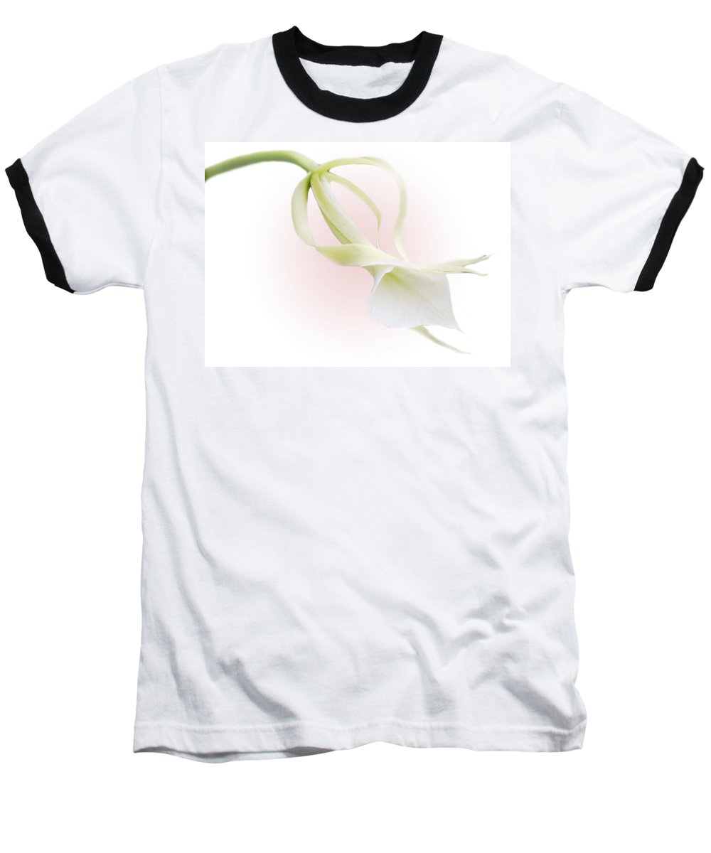 Love Baseball T-Shirt featuring the photograph Valentine Orchid by Marilyn Hunt
