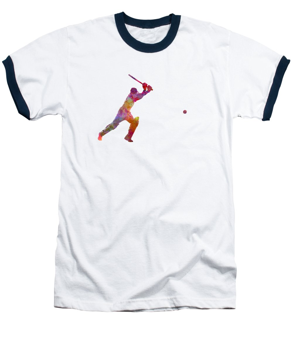 Cricket Baseball T-Shirts