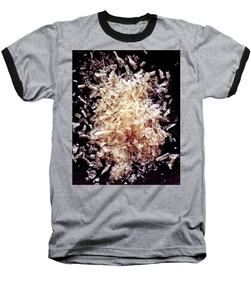 Cooking Baseball T-Shirt featuring the photograph Agar by Romulo Yanes