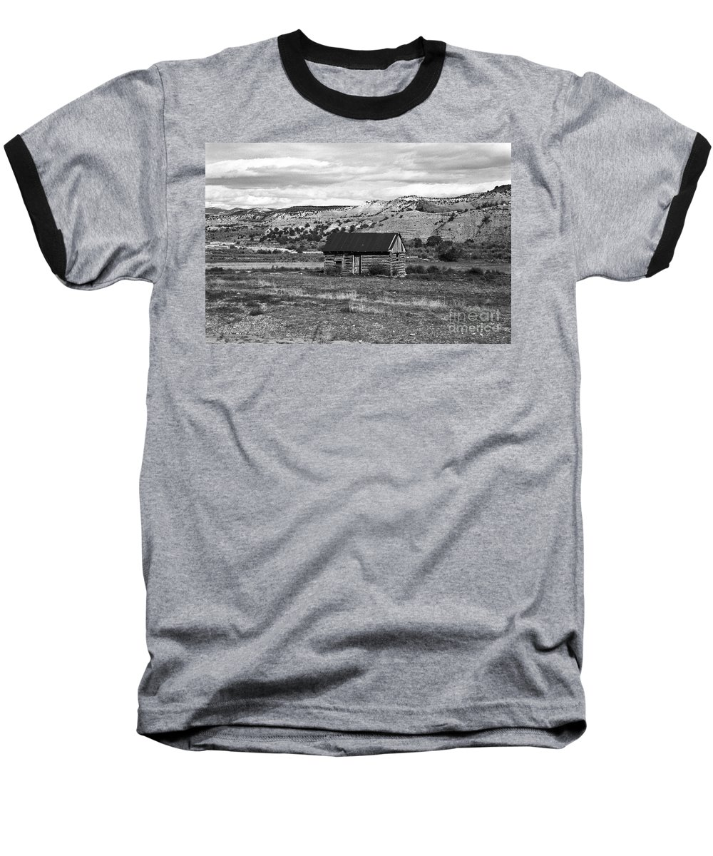 Utah Baseball T-Shirt featuring the photograph Courage by Kathy McClure