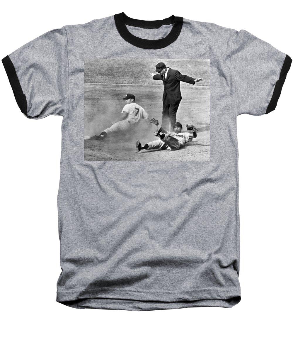Yankee Stadium Baseball T-Shirts