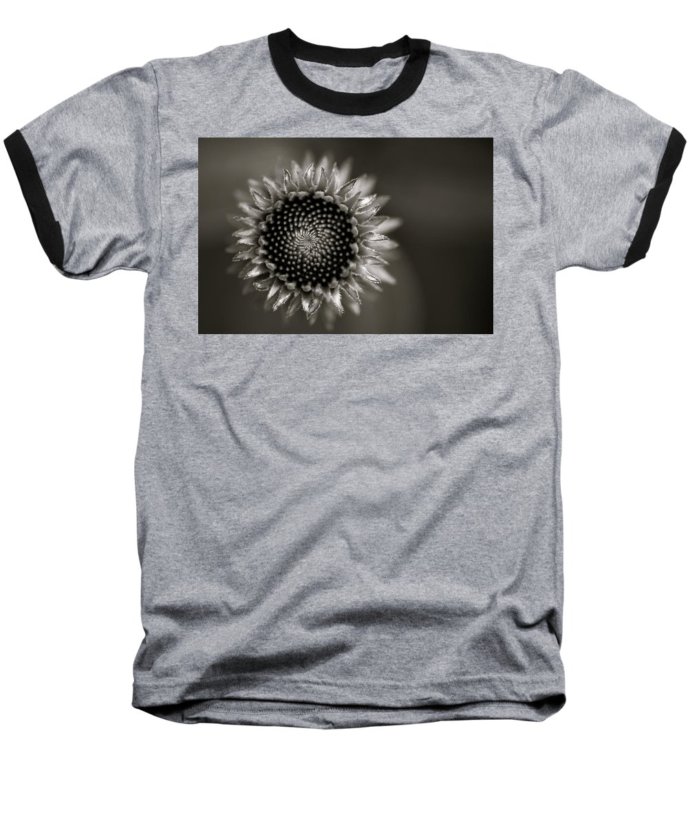 Flower Baseball T-Shirt featuring the photograph Summer's Promise by Kristi Swift