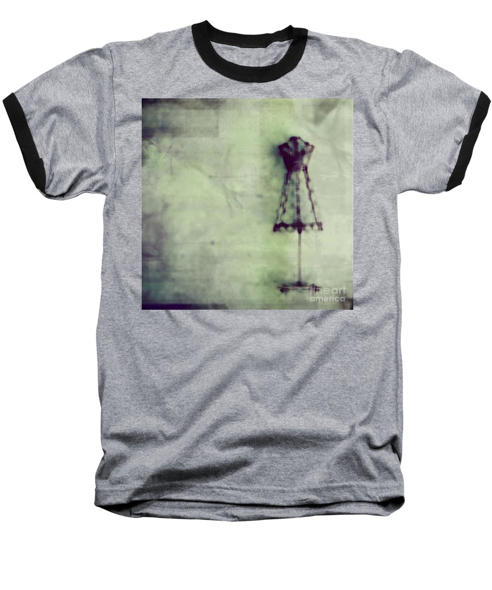 Blue Baseball T-Shirt featuring the photograph Dress Me Up In What You Want Me To Be by Dana DiPasquale