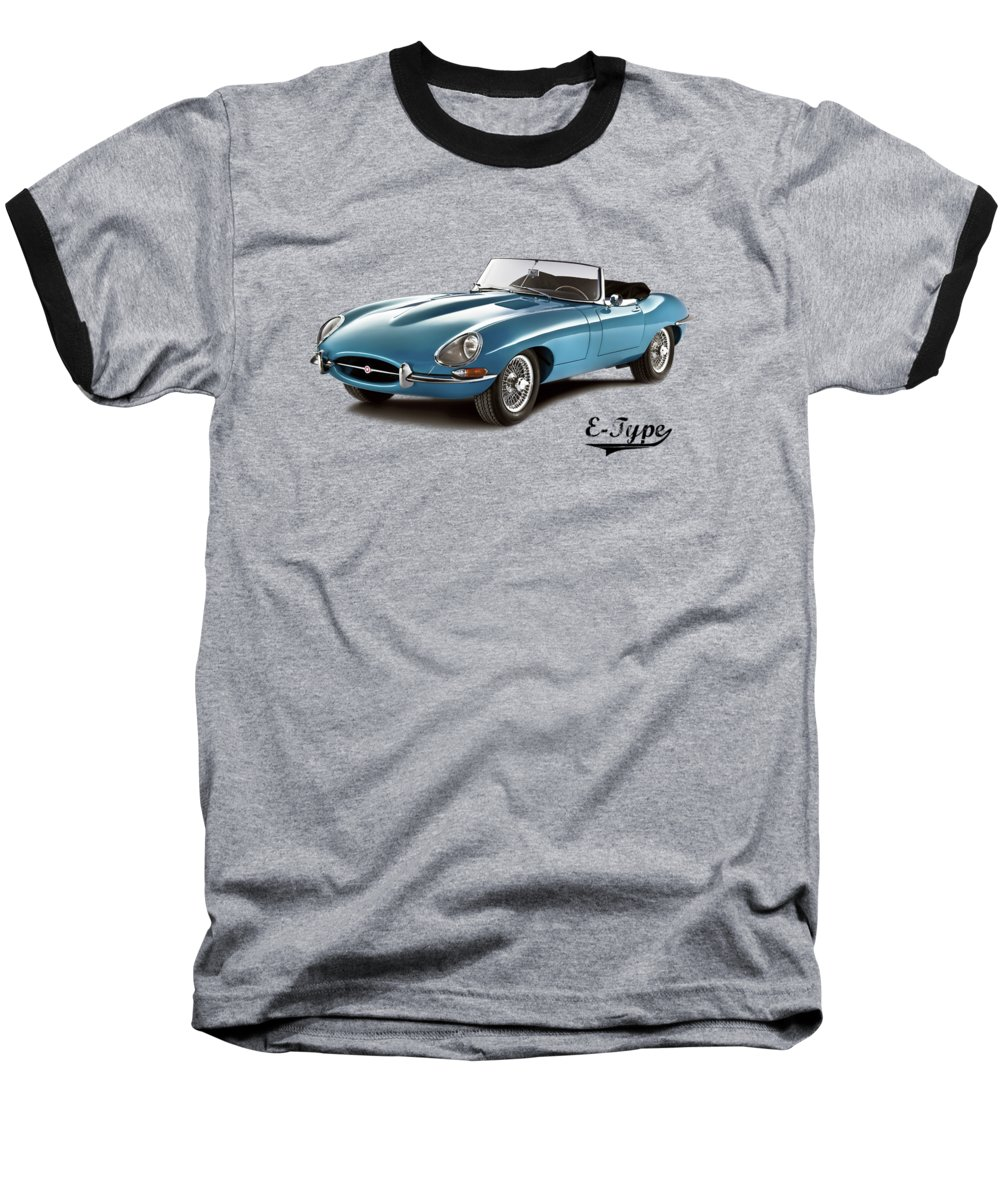 Car Baseball T-Shirts