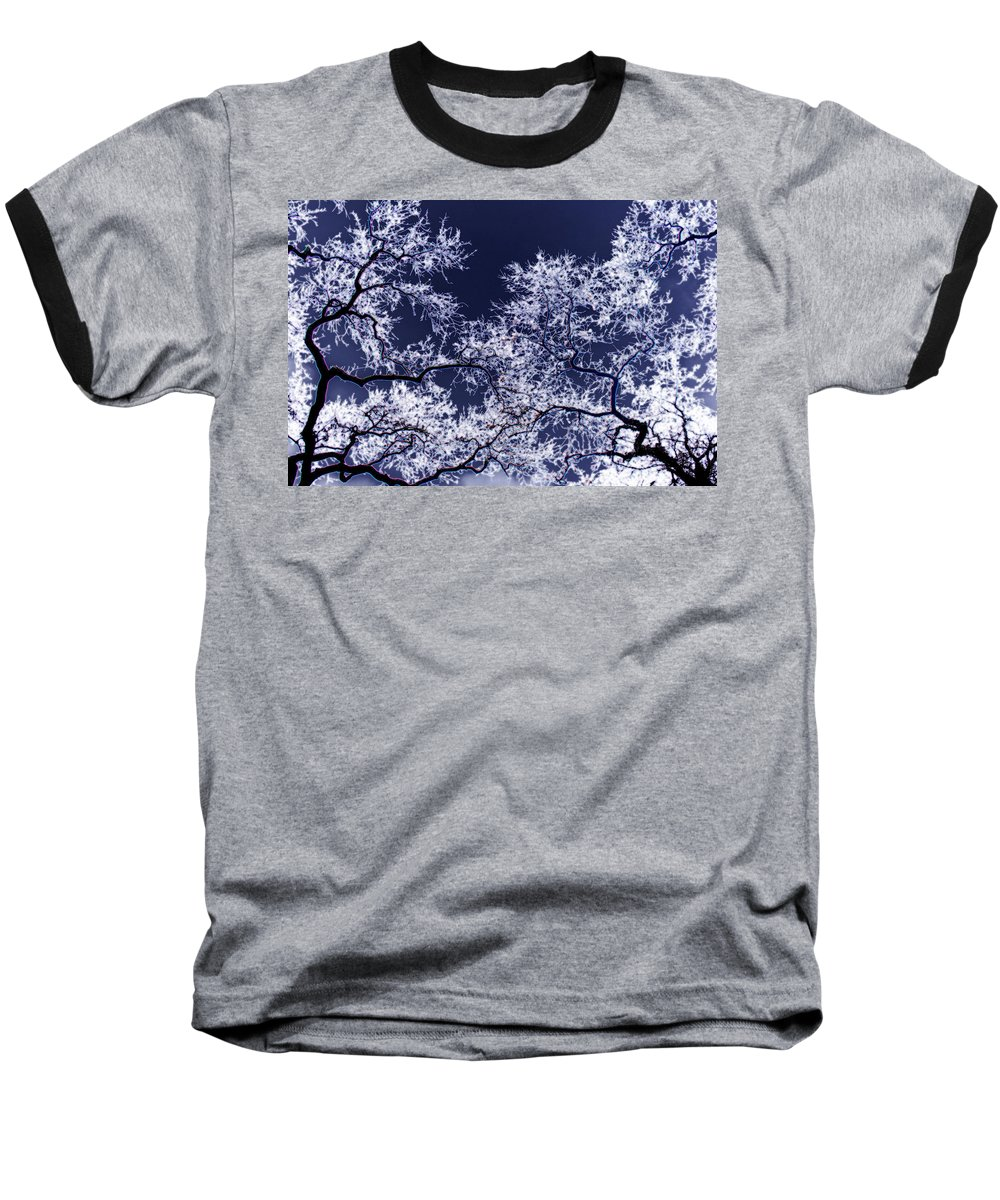 Tree Baseball T-Shirt featuring the photograph Tree Fantasy 17 by Lee Santa