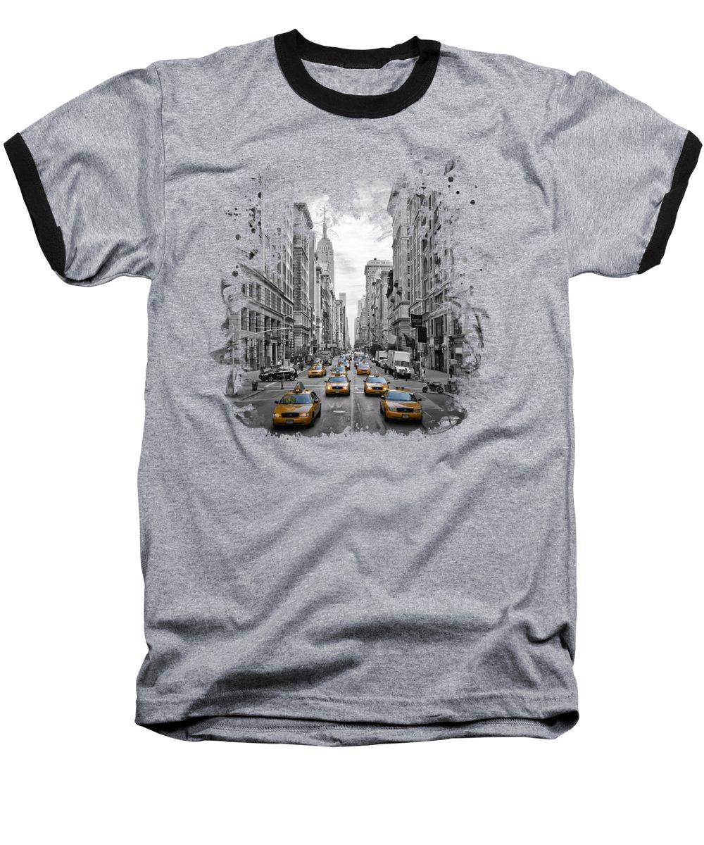 Broadway Baseball T-Shirts