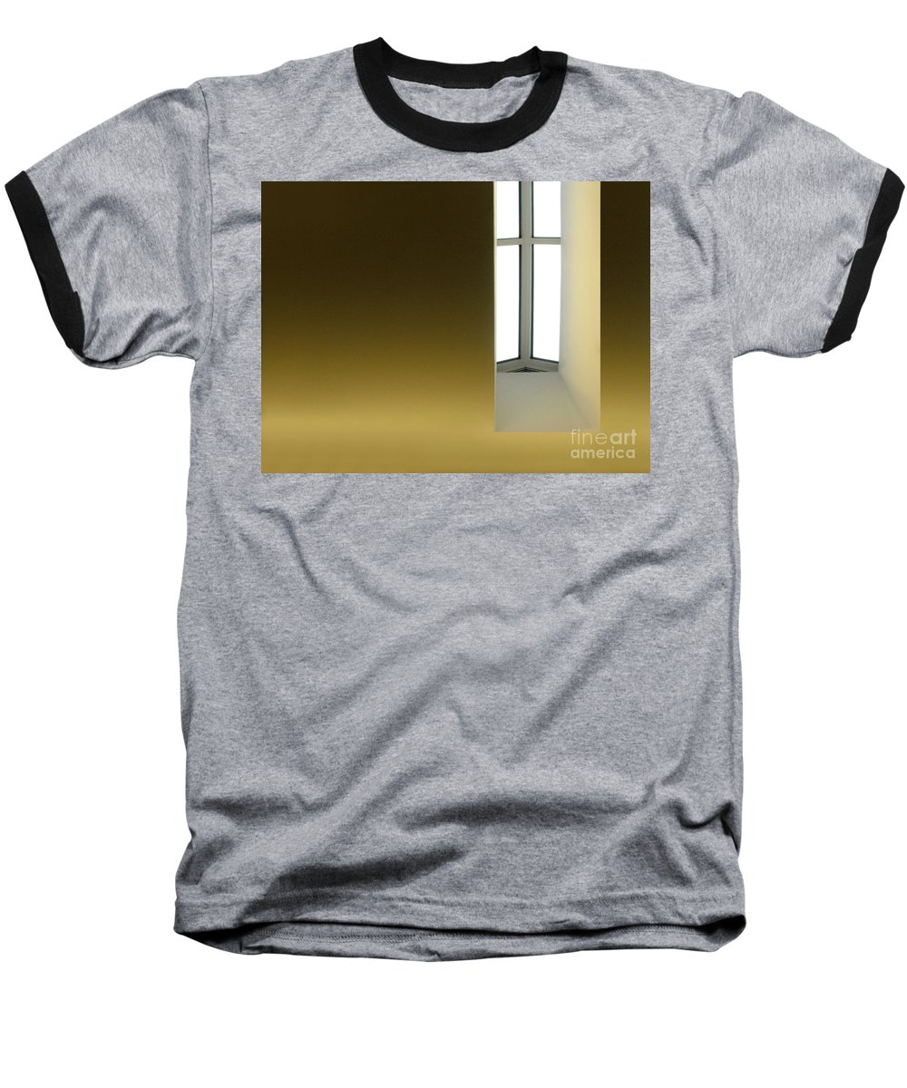 Architecture Baseball T-Shirt featuring the photograph Above Series 2.0 by Dana DiPasquale