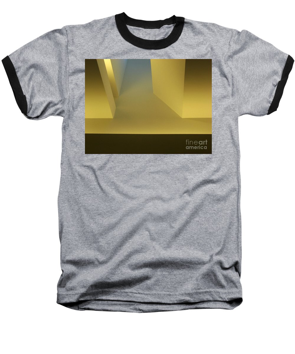 Yellow Baseball T-Shirt featuring the photograph Above Series 4.0 by Dana DiPasquale
