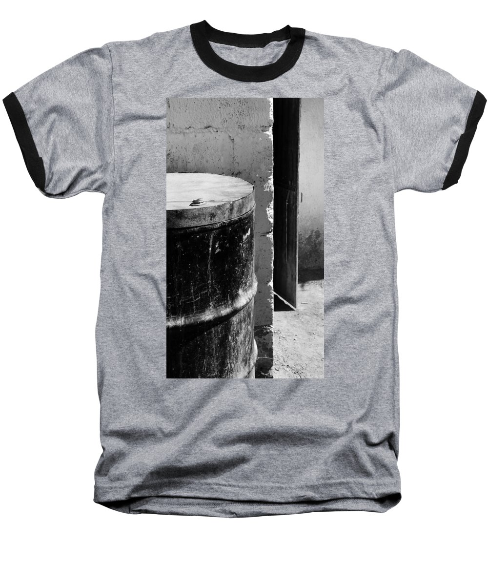 Skip Hunt Baseball T-Shirt featuring the photograph Agua by Skip Hunt