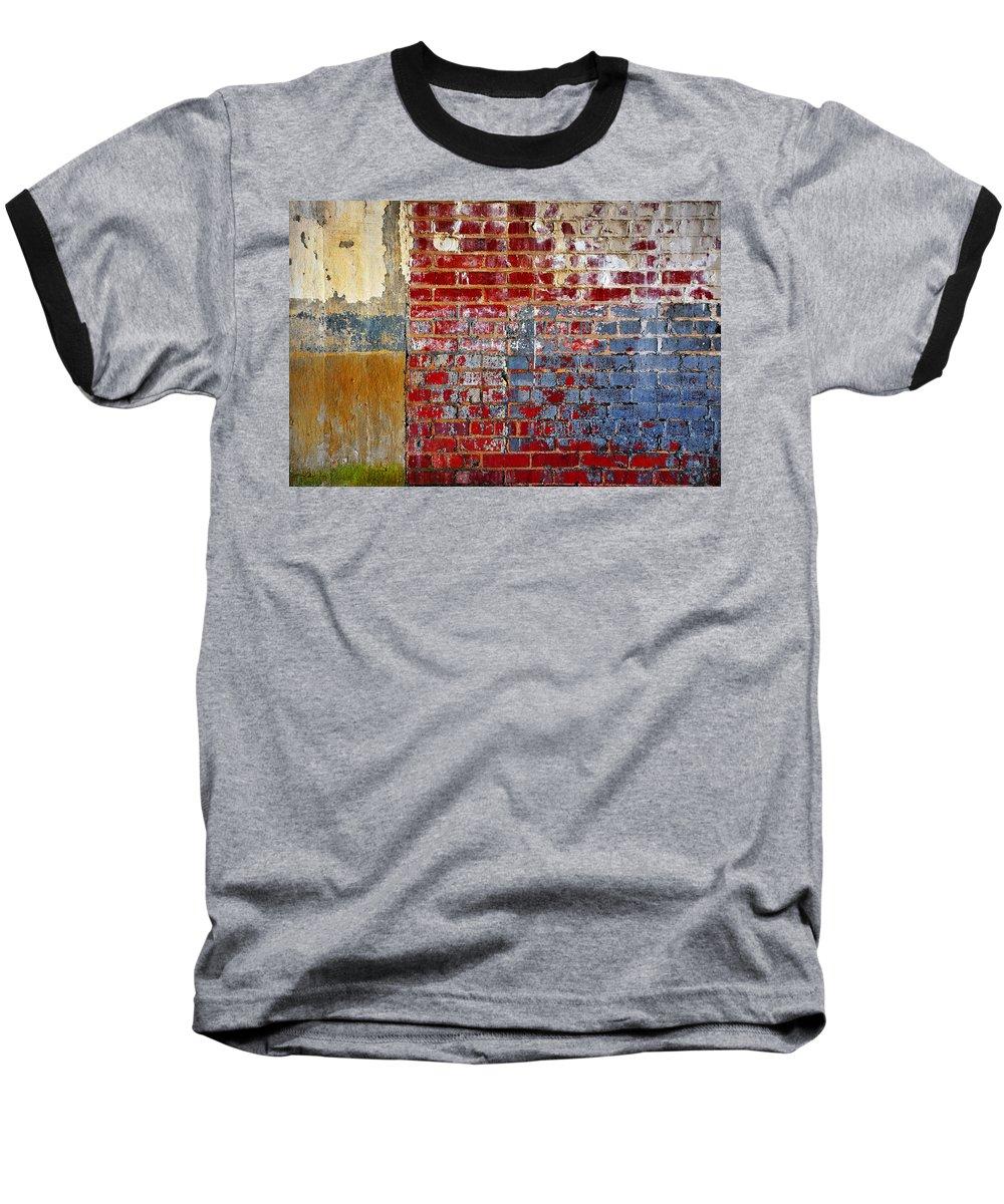 Skip Hunt Baseball T-Shirt featuring the photograph America by Skip Hunt