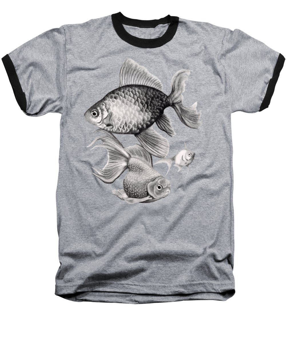 Koi Baseball T-Shirts