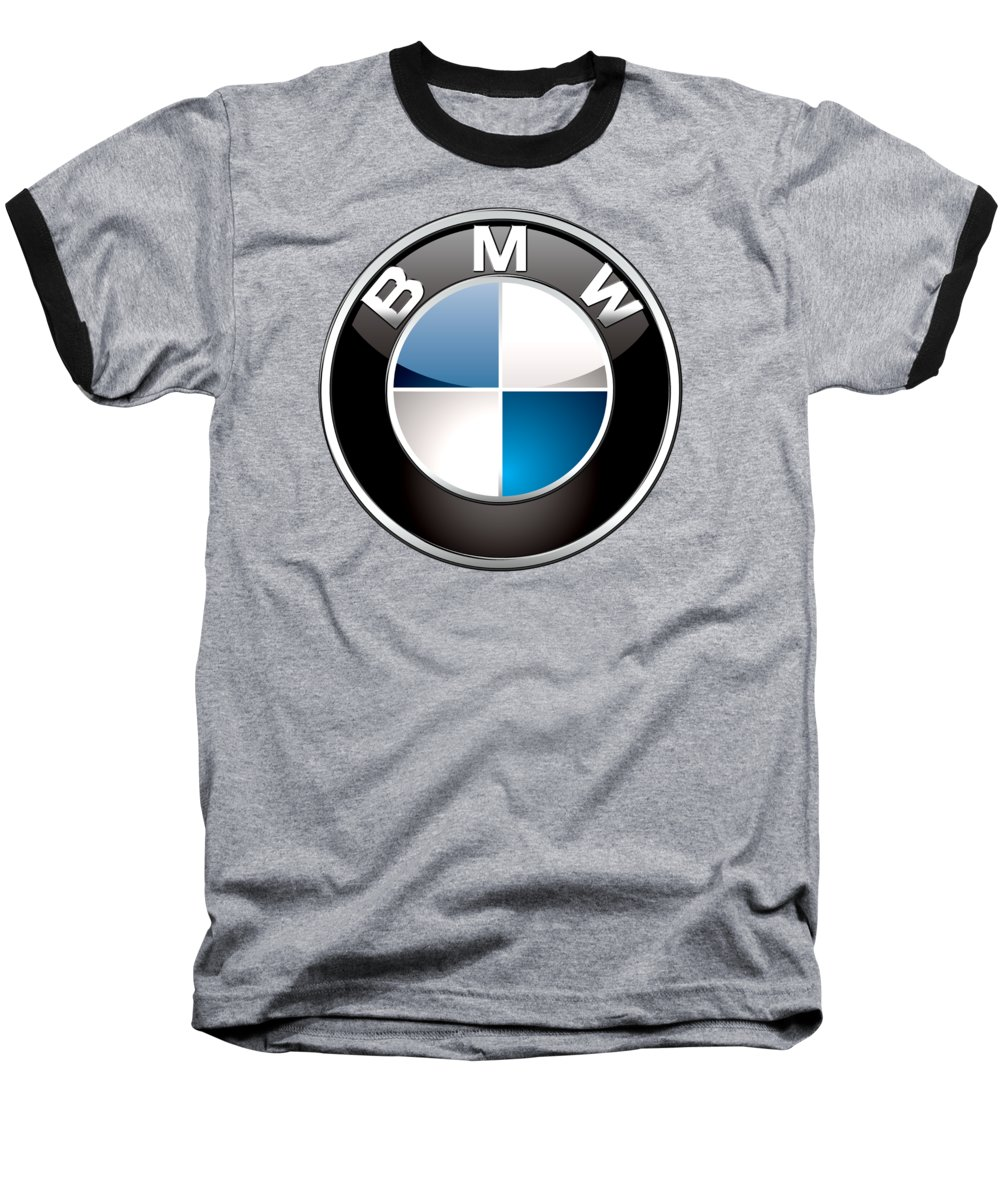 Car Badges Baseball T-Shirts