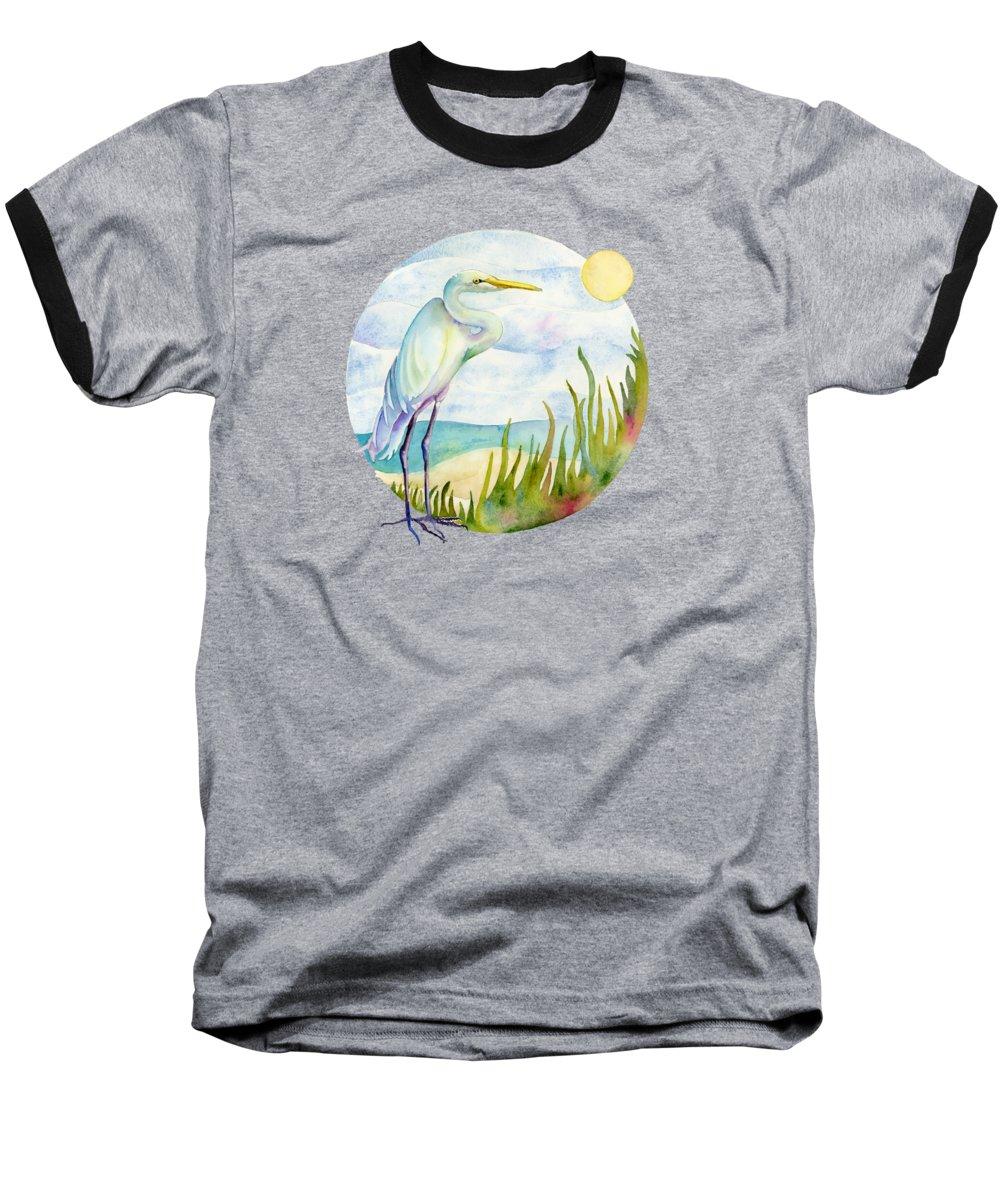 Egret Baseball T-Shirts