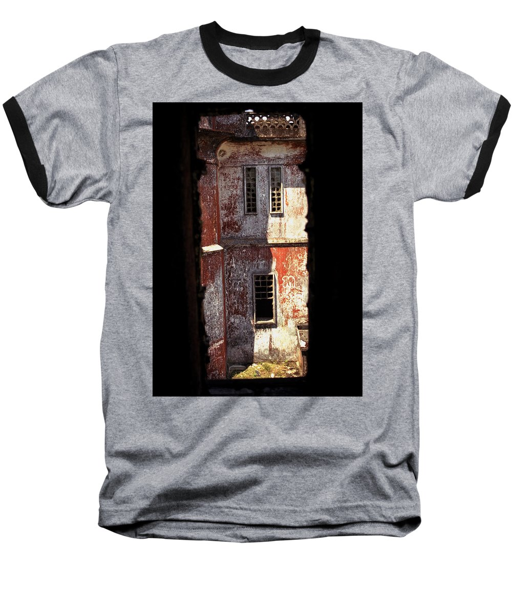 Bokor Baseball T-Shirt featuring the photograph Bokor by Patrick Klauss