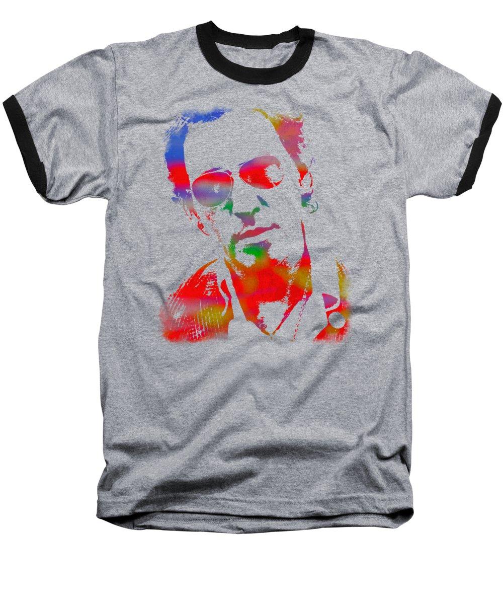 Musician Baseball T-Shirts