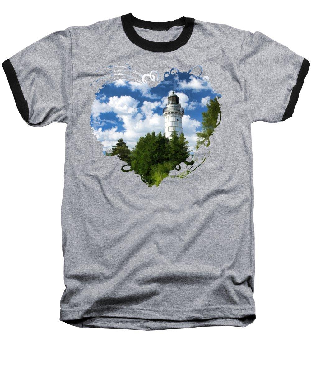 Lake Michigan Baseball T-Shirts