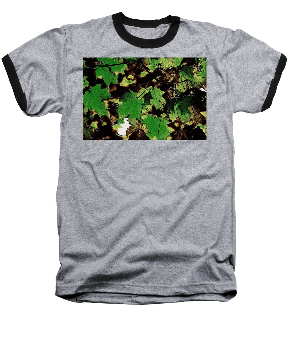 Landscape Baseball T-Shirt featuring the photograph Chocolate Pudding by Ed Smith