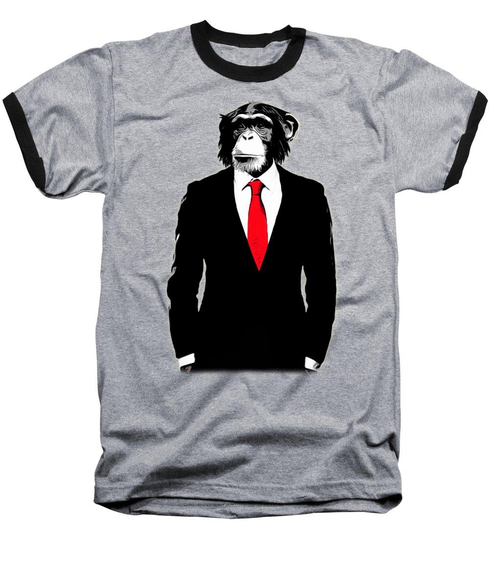 Ape Baseball T-Shirts