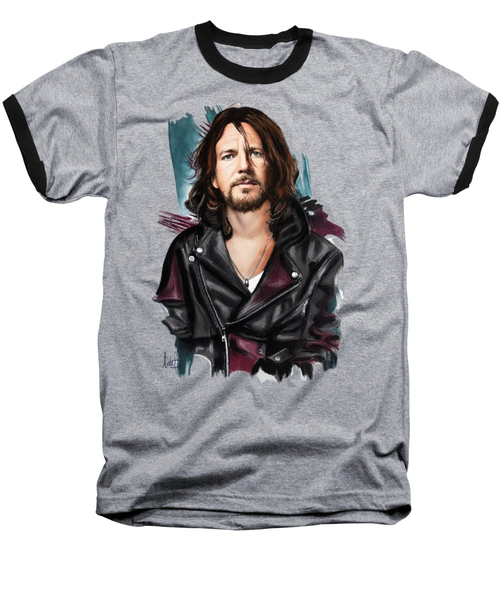Pearl Jam Baseball T-Shirts