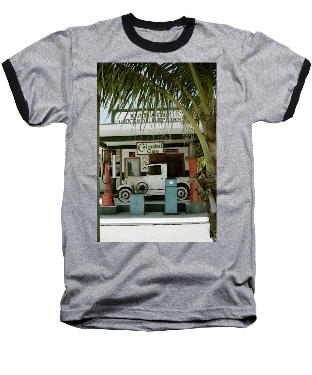 Everglade City Baseball T-Shirt featuring the photograph Everglade City II by Flavia Westerwelle