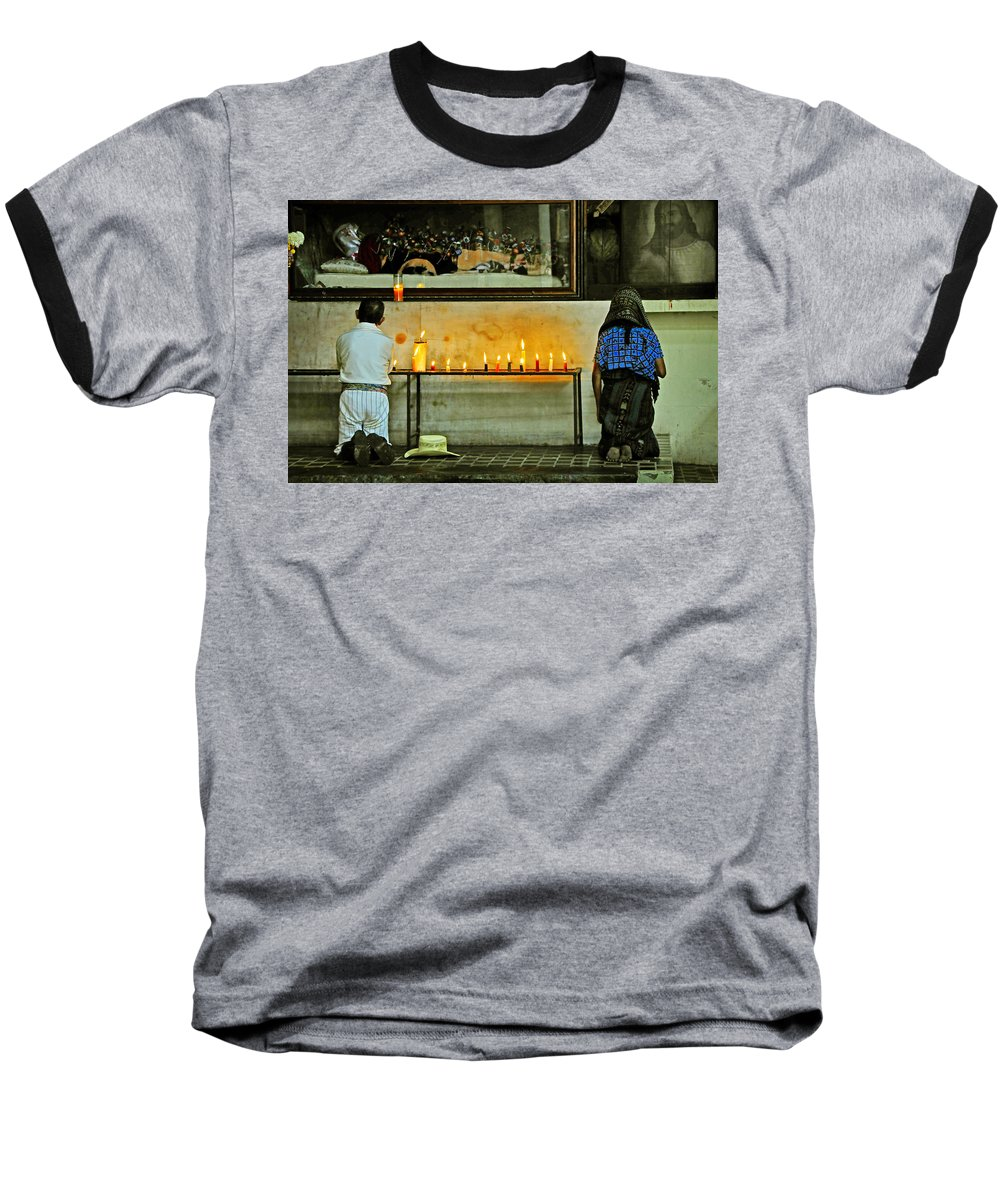 Skip Hunt Baseball T-Shirt featuring the photograph Faith by Skip Hunt