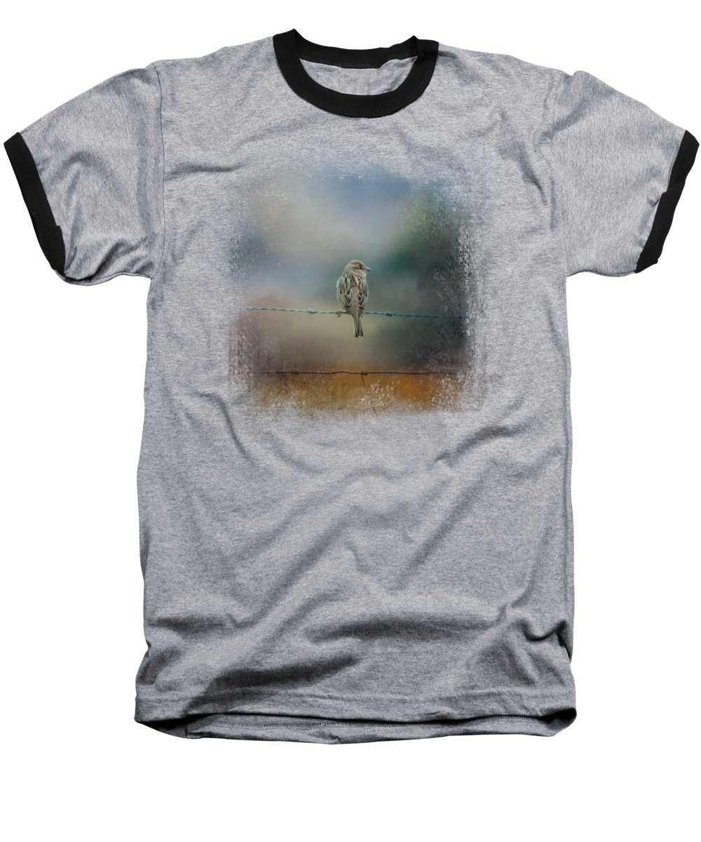 Sparrow Baseball T-Shirts