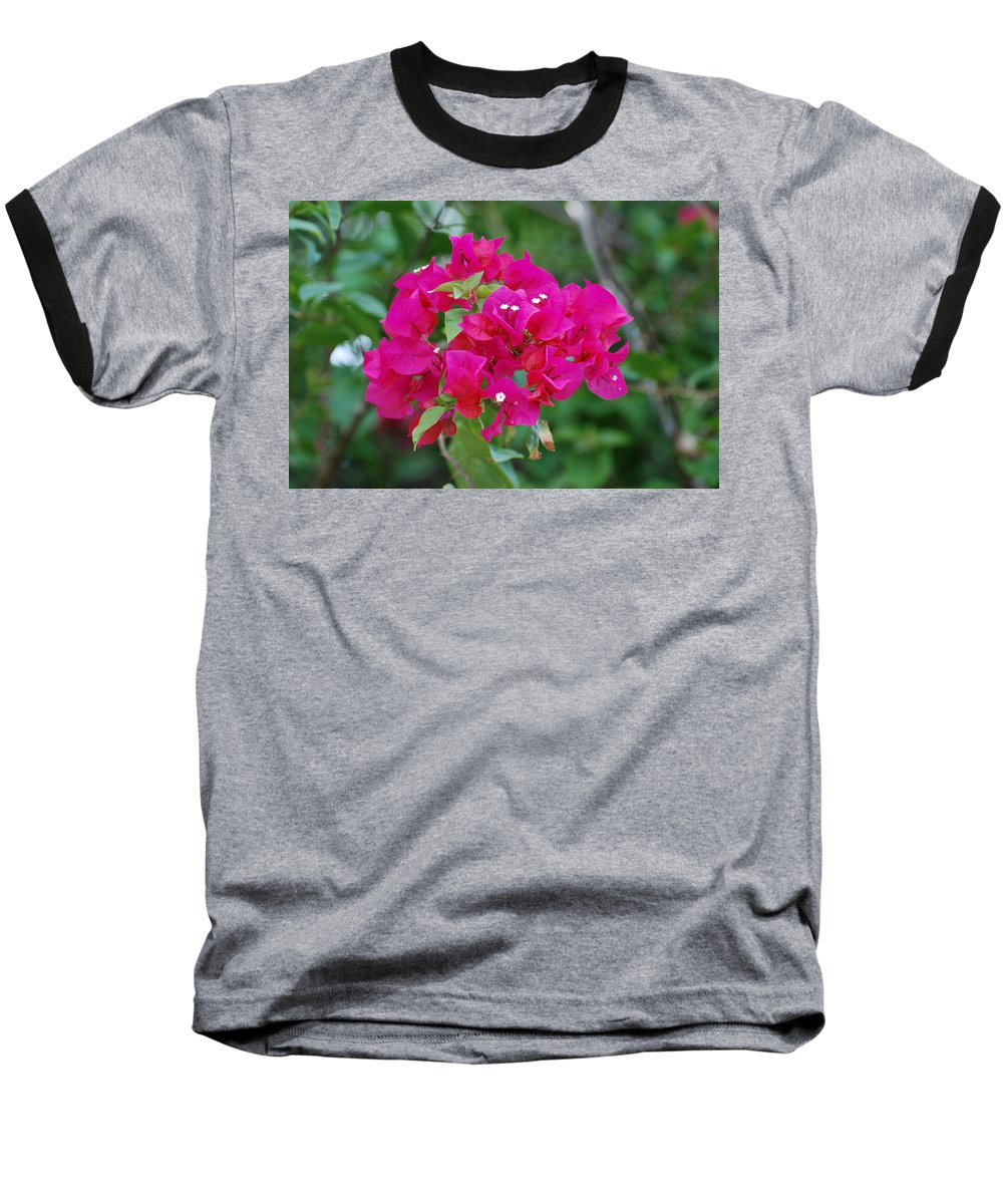 Flowers Baseball T-Shirt featuring the photograph Flowers by Rob Hans