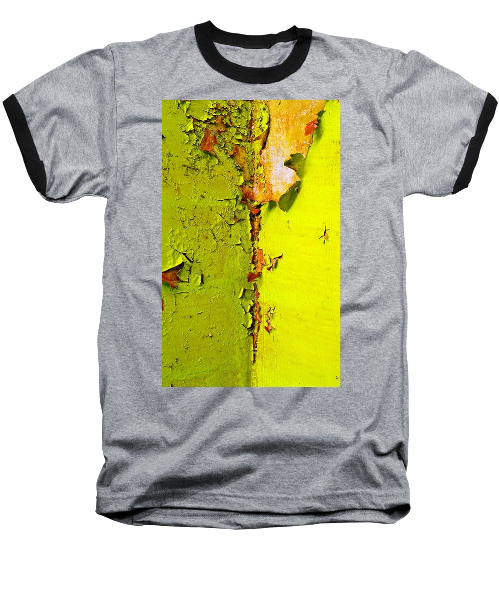 Skip Hunt Baseball T-Shirt featuring the photograph Going Green by Skip Hunt