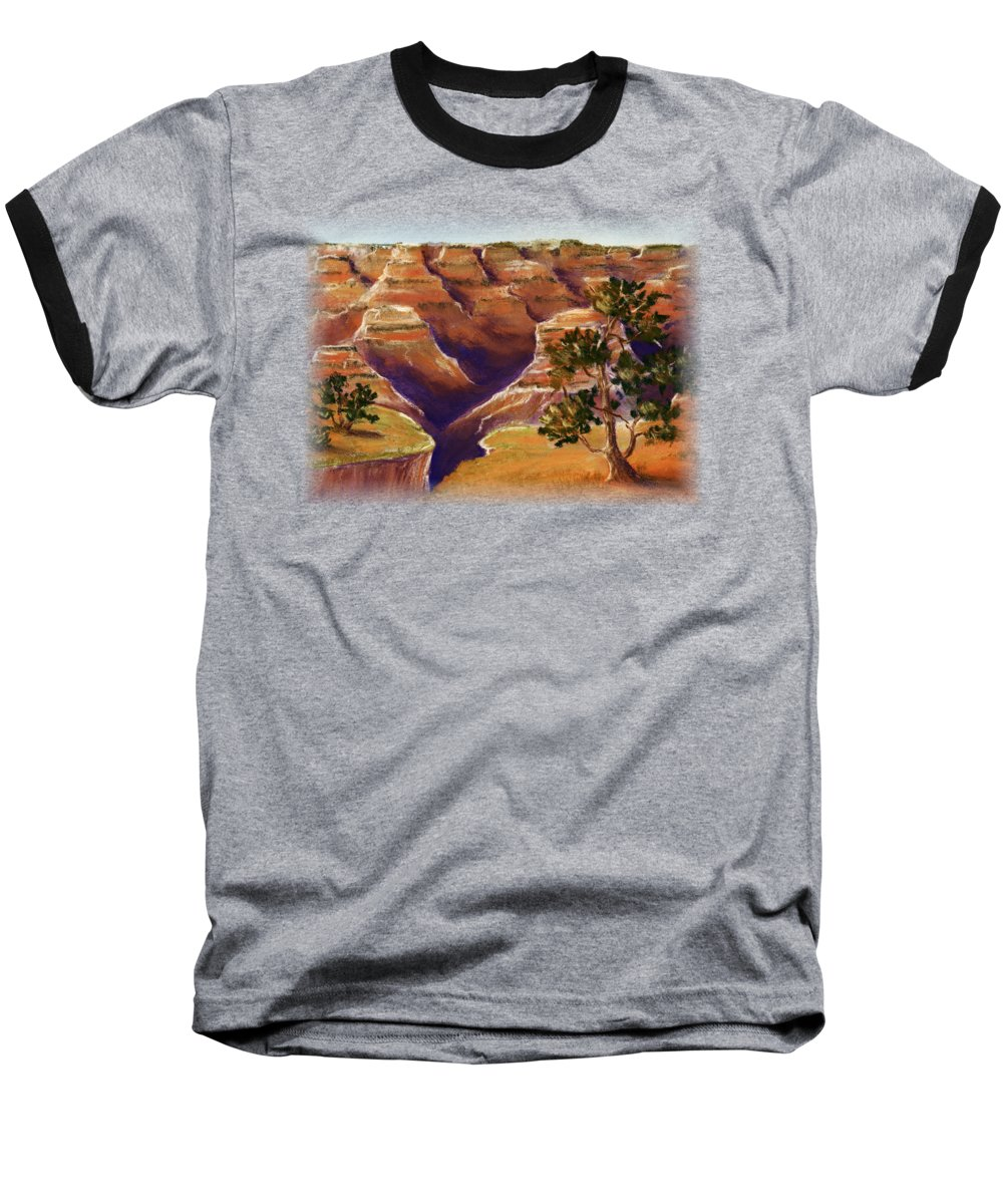 Grand Canyon Baseball T-Shirts
