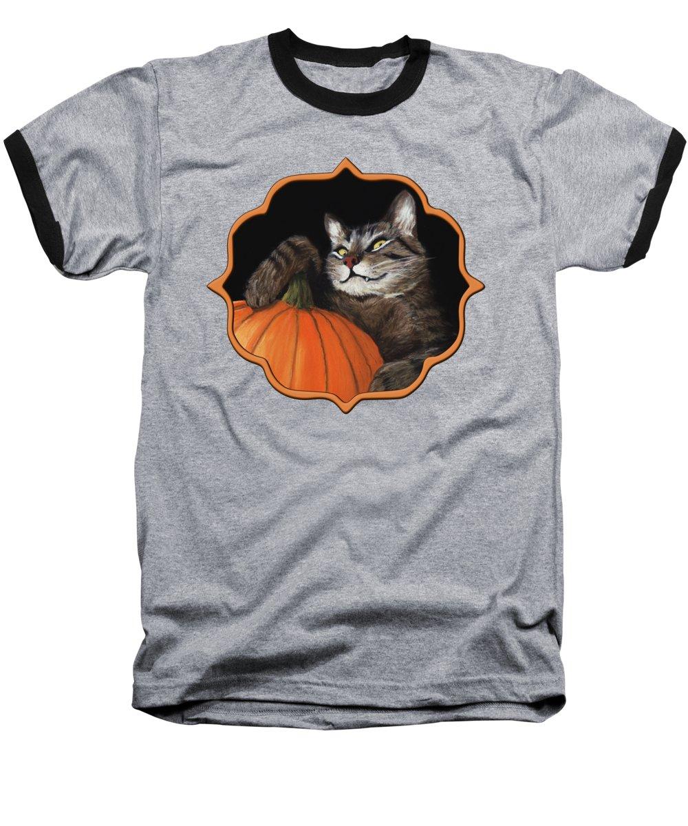 Pumpkin Baseball T-Shirts
