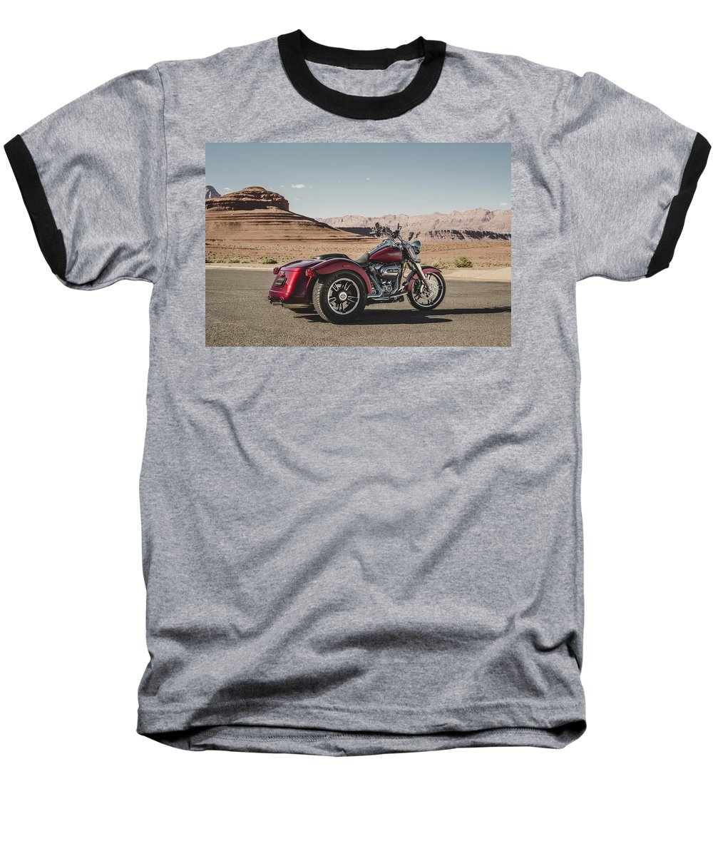 Vehicle Baseball T-Shirts