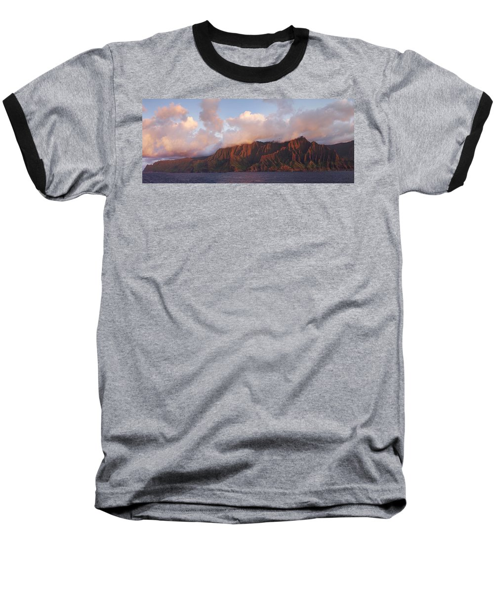 Hawaii Baseball T-Shirt featuring the photograph Hawaii by Heather Coen