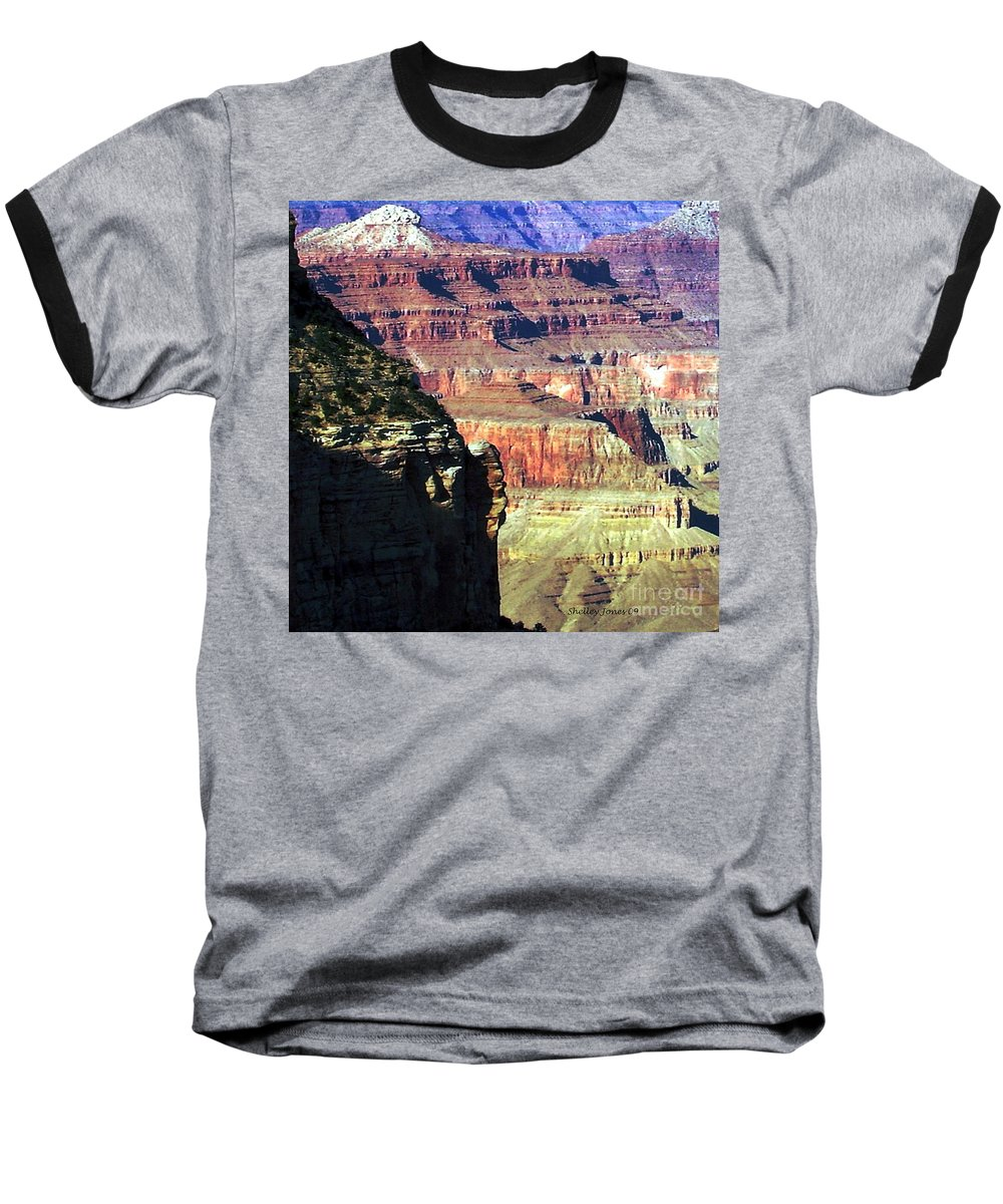 Photograph Baseball T-Shirt featuring the photograph Heritage by Shelley Jones