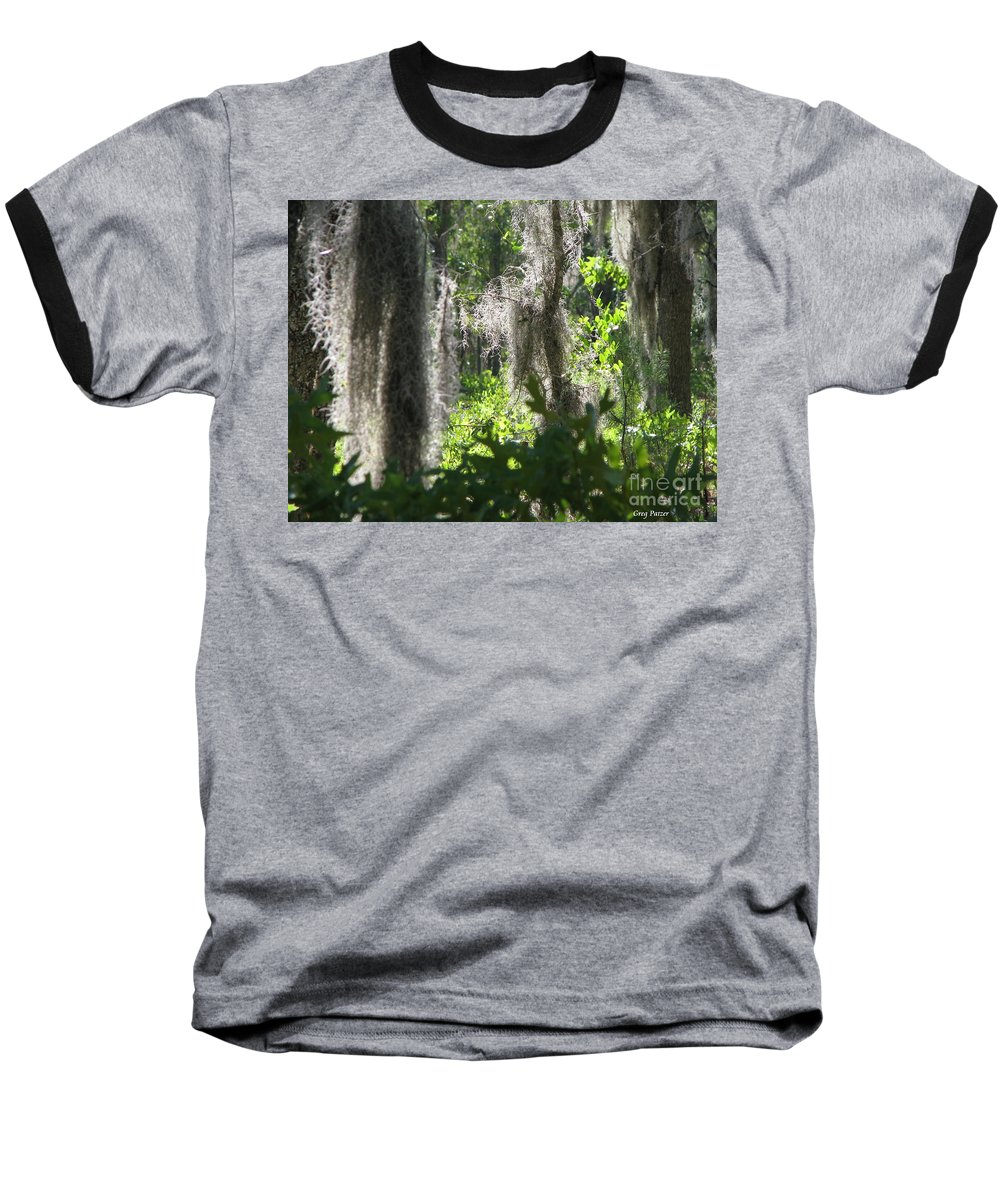 Florida Baseball T-Shirt featuring the photograph Home by Greg Patzer