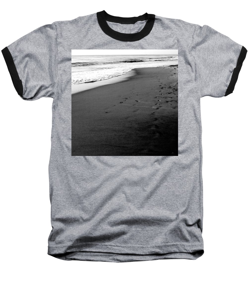 Photograph Baseball T-Shirt featuring the photograph In My Thoughts by Jean Macaluso
