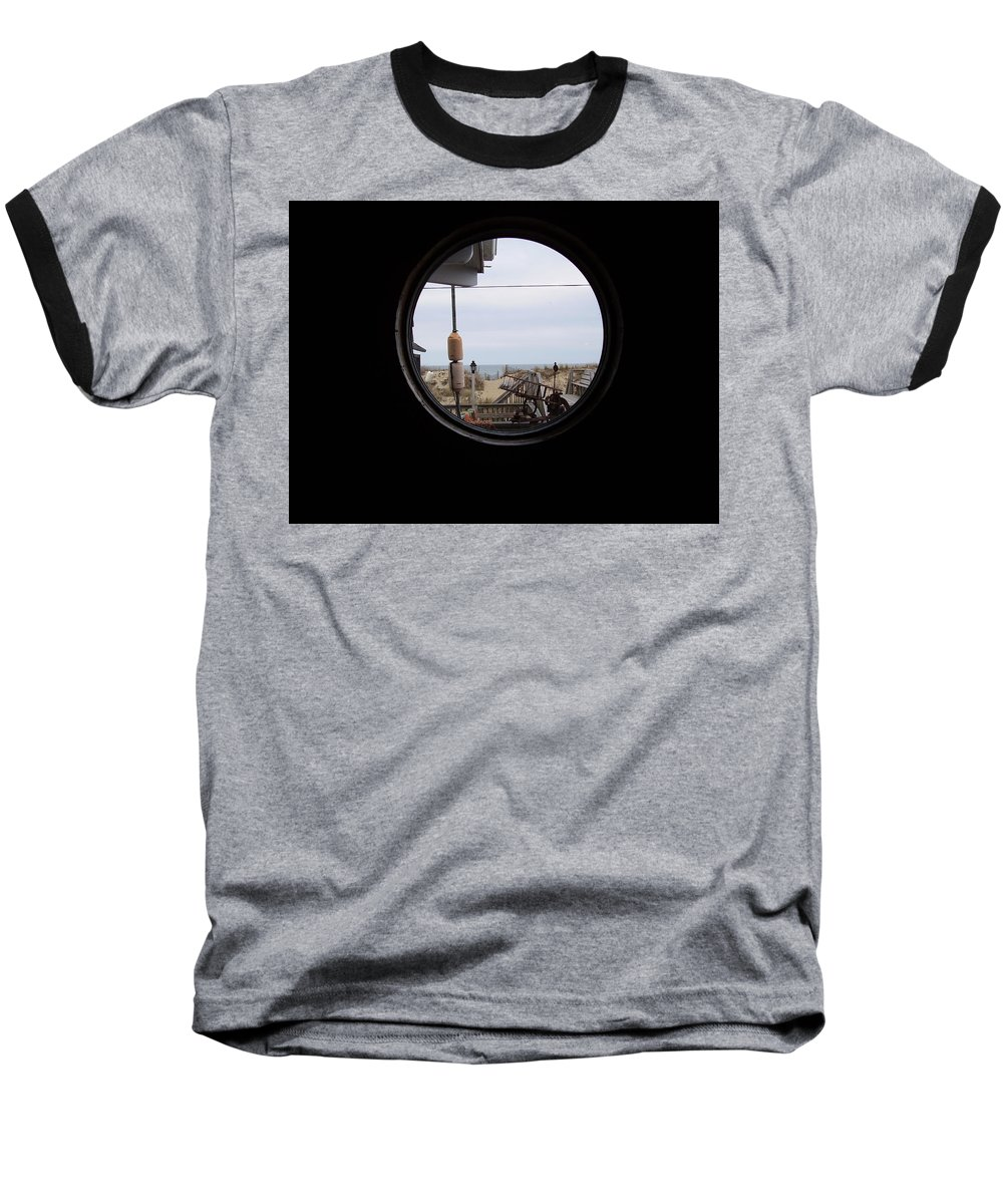 Kitty Hawk Baseball T-Shirt featuring the photograph Kitty Hawk by Flavia Westerwelle