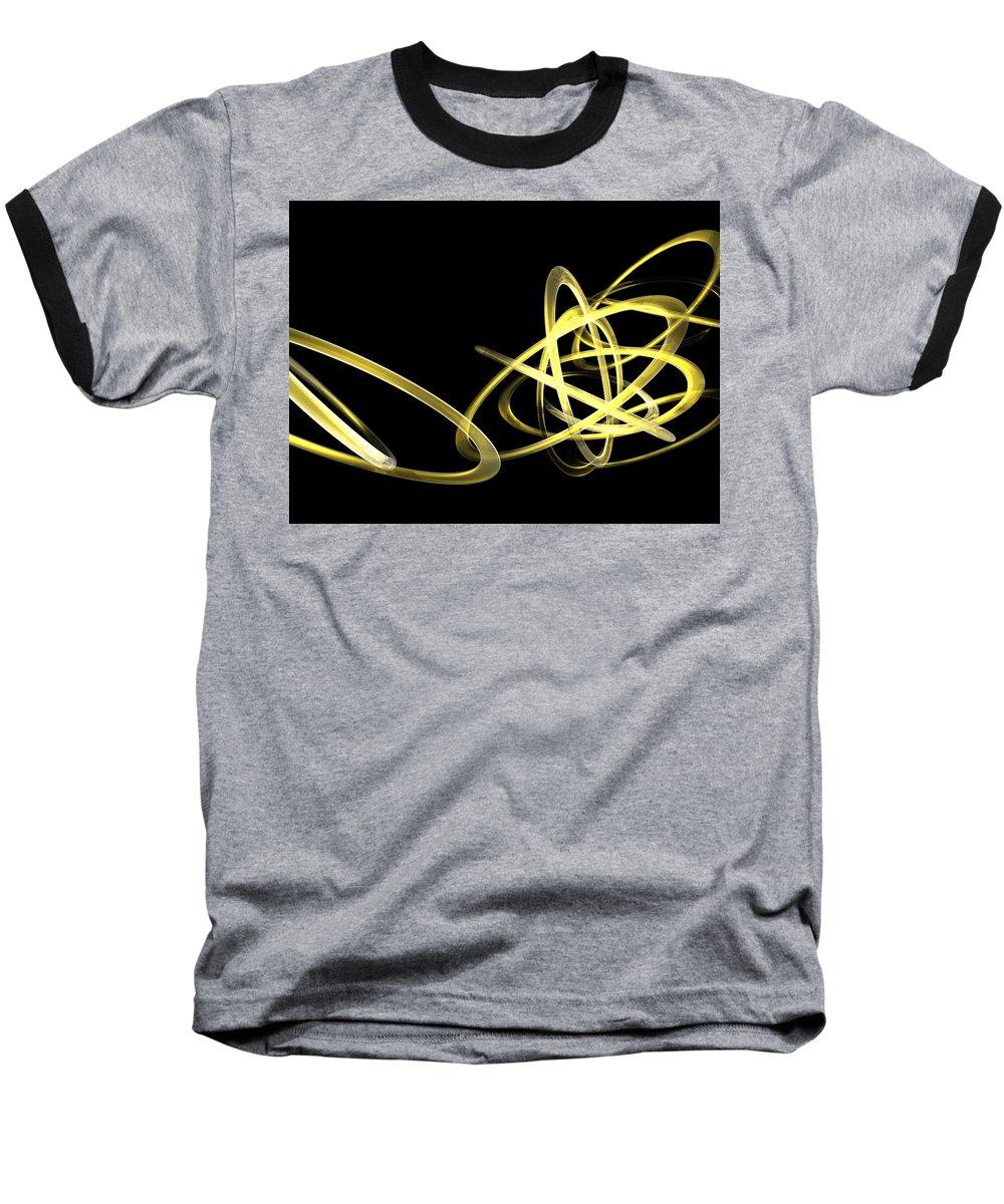 Yellow Baseball T-Shirt featuring the photograph Light Yellow by Scott Piers