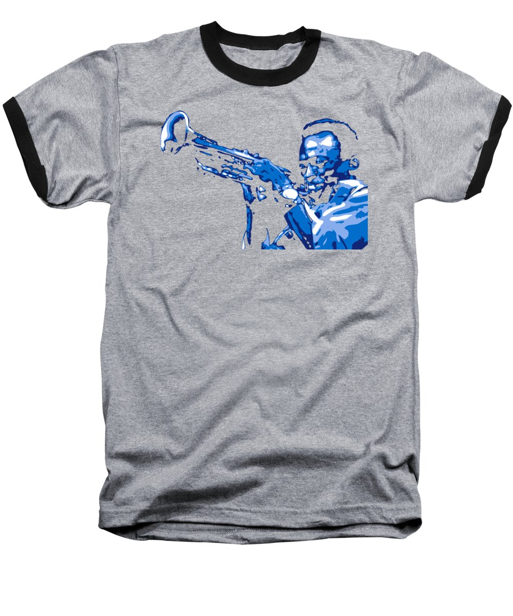 Trumpet Baseball T-Shirts