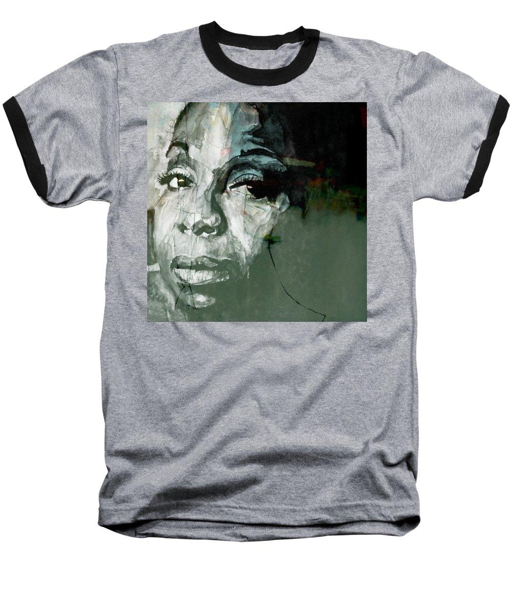 Rhythm And Blues Baseball T-Shirts