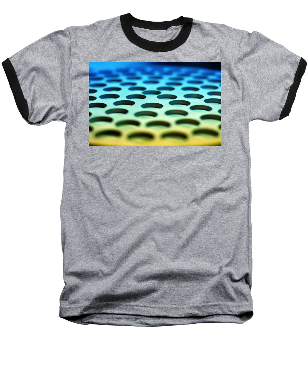 Industrial Baseball T-Shirt featuring the photograph Mothership by Skip Hunt