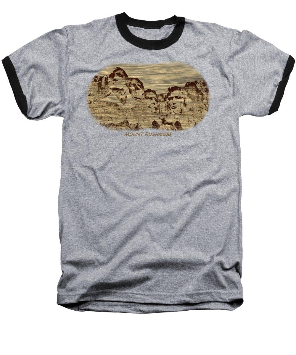 Lincoln Memorial Baseball T-Shirts