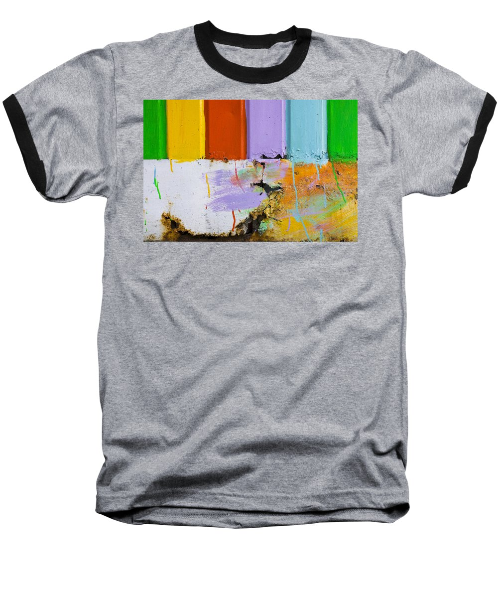 Skip Hunt Baseball T-Shirt featuring the photograph Once Upon A Circus by Skip Hunt