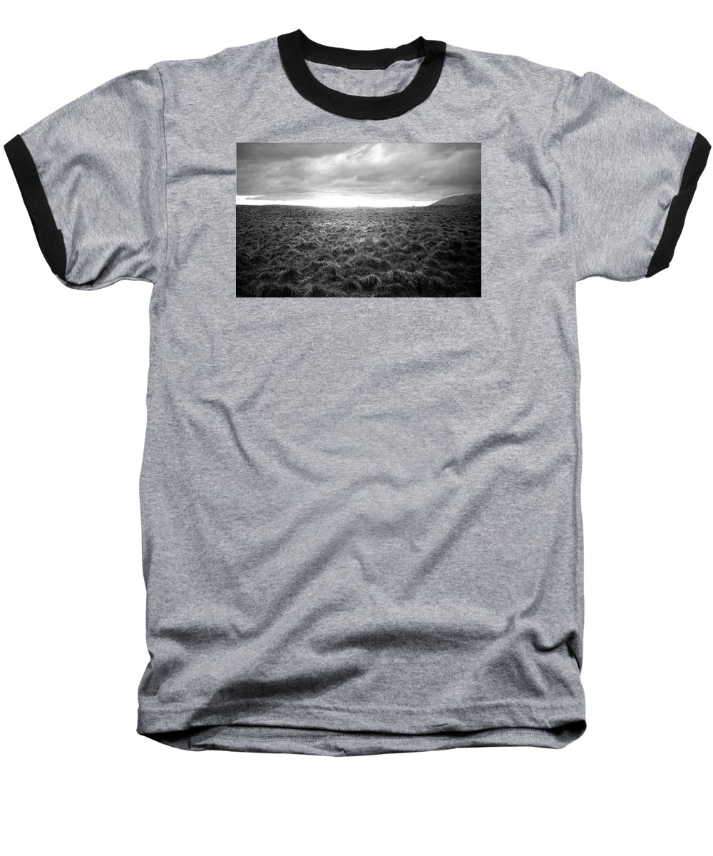 Landscape Baseball T-Shirt featuring the photograph Opening by Ted M Tubbs