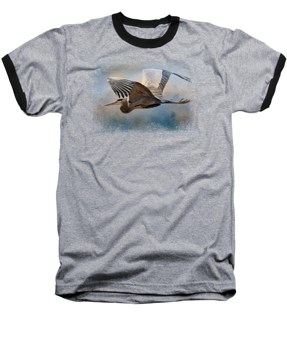 Heron Baseball T-Shirts