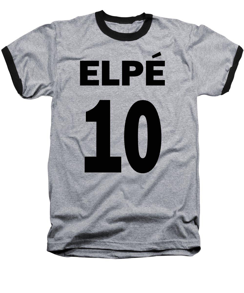 Pele Baseball T-Shirts