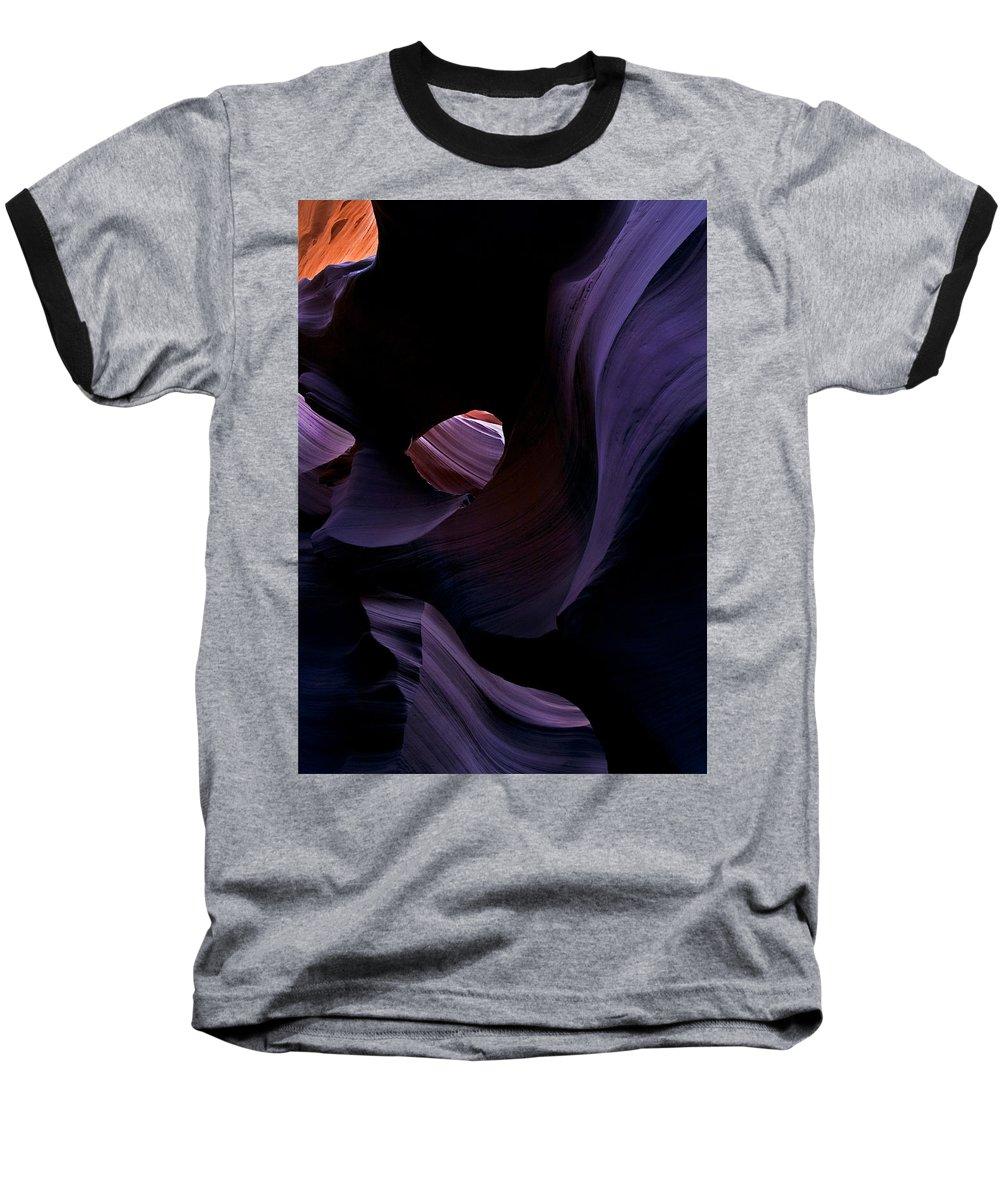Desert Baseball T-Shirt featuring the photograph Portal by Mike Dawson