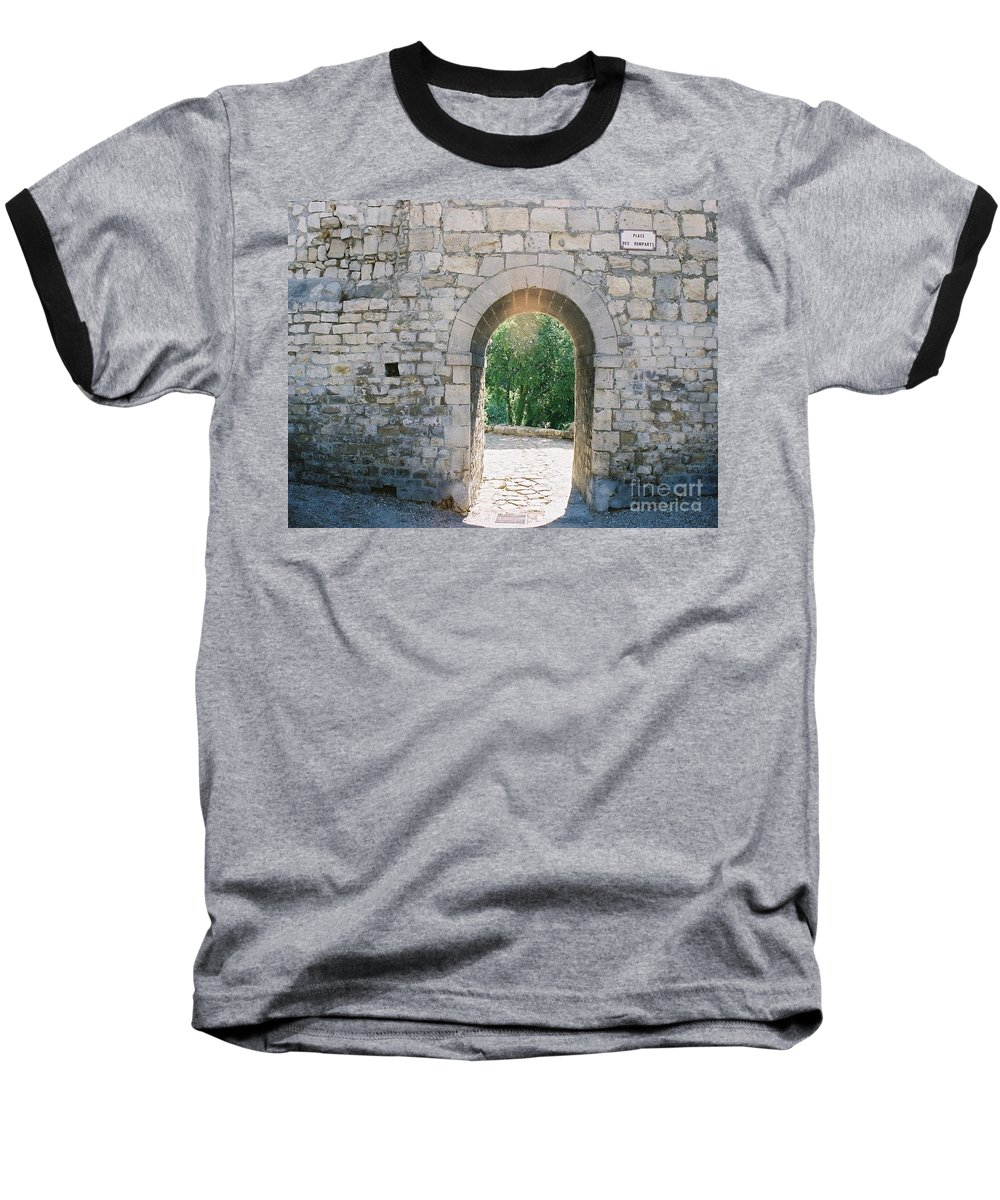 Promise Baseball T-Shirt featuring the photograph Promise by Nadine Rippelmeyer