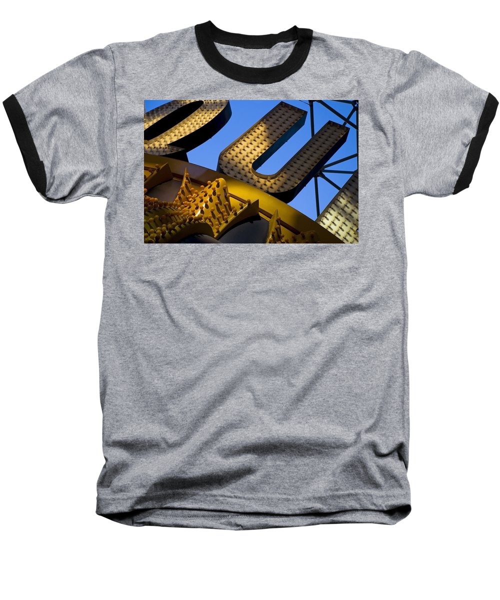 Architecture Baseball T-Shirt featuring the photograph Queen Of Hearts by Skip Hunt