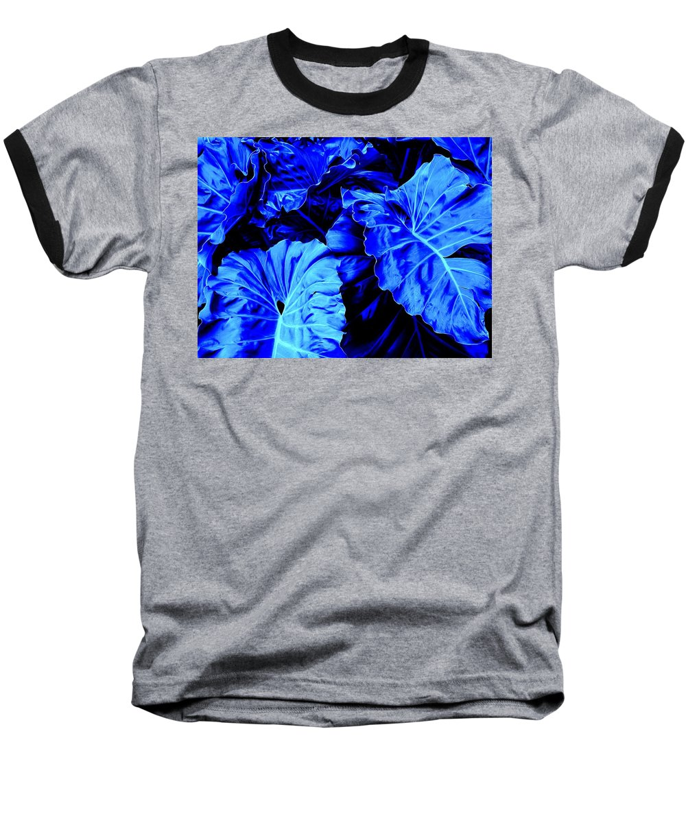 Blue Baseball T-Shirt featuring the photograph Romney Blue by Ian MacDonald